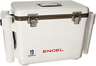 Best engel 19 qt cooler with rod holders Reviews