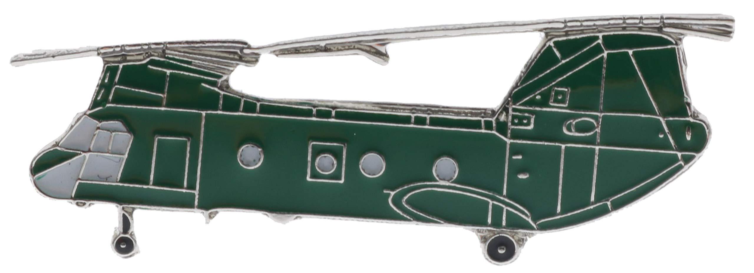 Sujak Military Items Boeing Vertol CH-46 Sea Knight Miniature Replica Hat or Lapel pin HON15902