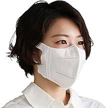 3R SYSTEMS(スリーアールシステム) 3Dマスク かるエア 不織布 使い捨て マスク 息がしやすい 立体型 メイク崩れしにくい ソフト耳掛け Lサイズ