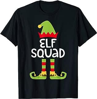 Best elf squad t shirts Reviews