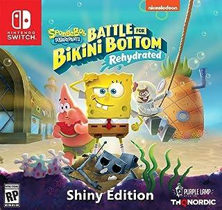 Spongebob Squarepants: Battle for Bikini Bottom - Shiny Edition for Nintendo Switch