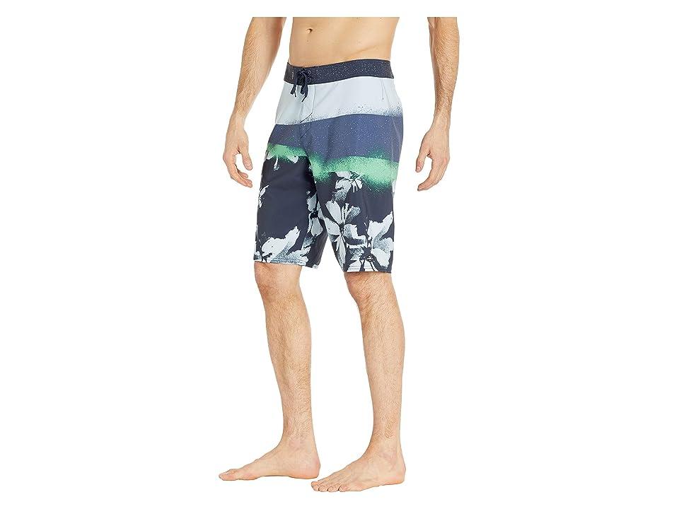 O'Neill Hyperfreak Elevate Boardshorts (Navy) Men's Swimwear