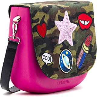 NEW! Eva Crossbody bag - Exchangable flaps will let you customize your bag