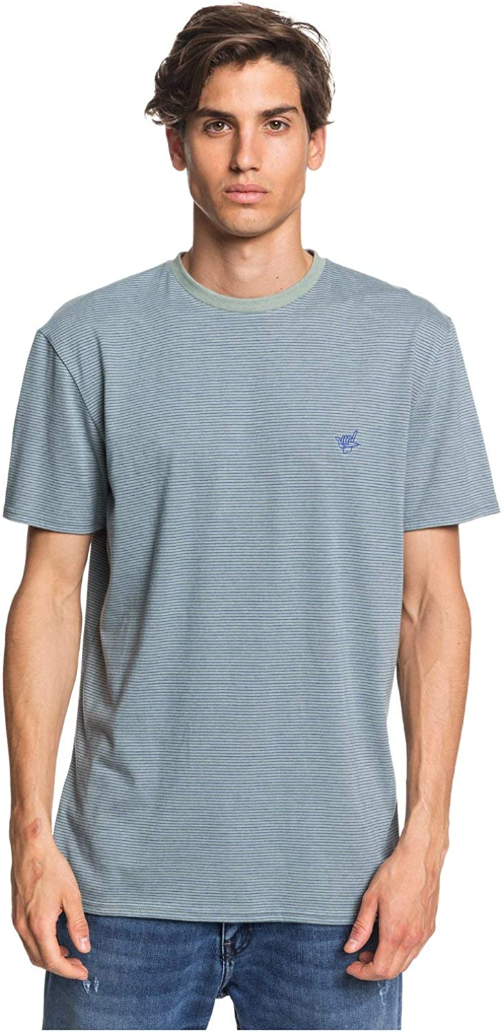 Quiksilver Outlet SALE Men's Arbolito Quality inspection Short Knit Tee Sleeve