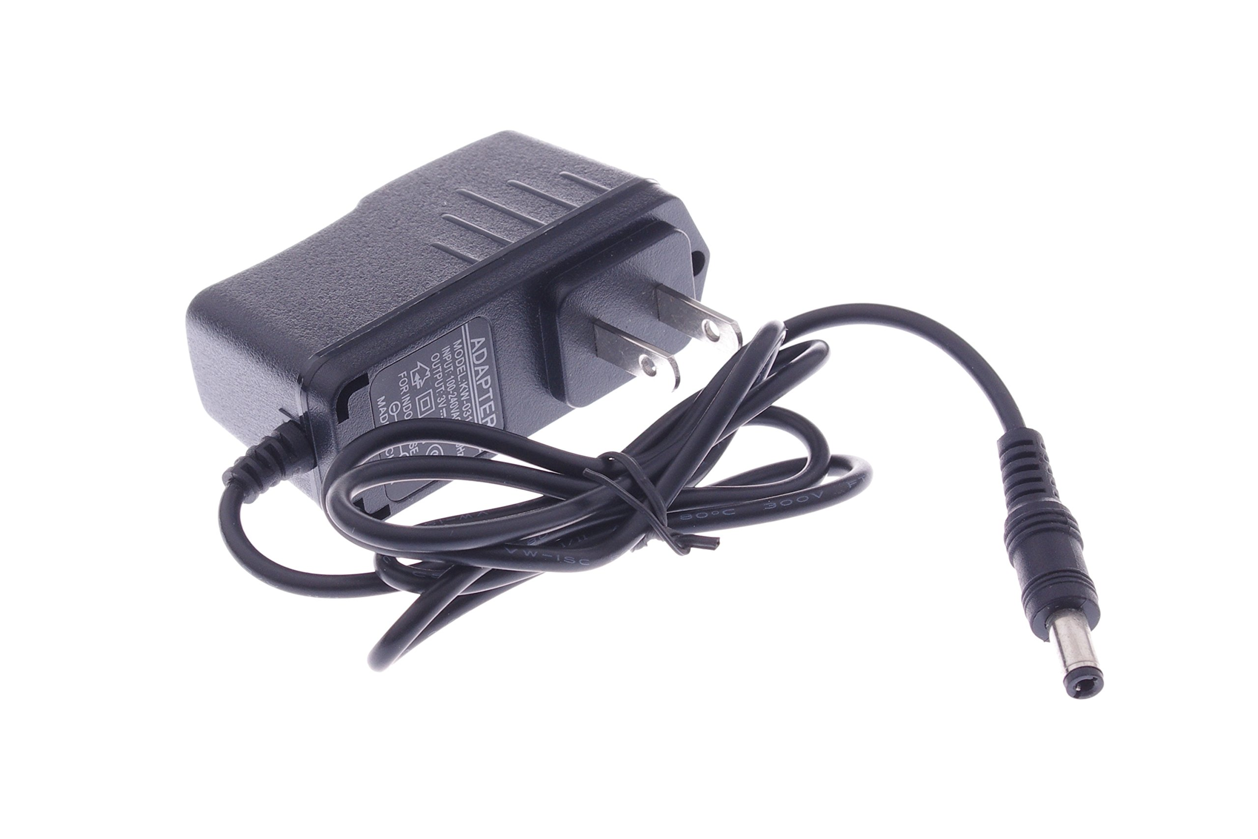 SMAKN/® Premium External Power Supply 3v 1A AC//DC Adapter 5.5mm x 2.5mm Plug Tip