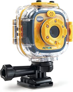 Vtech Kidizoom Action Cam Yellow/black Camera{memorab