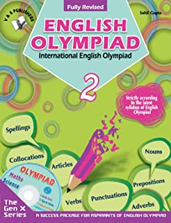 english olympiad for class 2