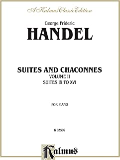 Suites and Chaconnes, Vol 2