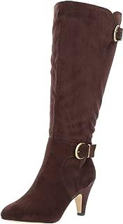 Best brown suede boots heel Reviews