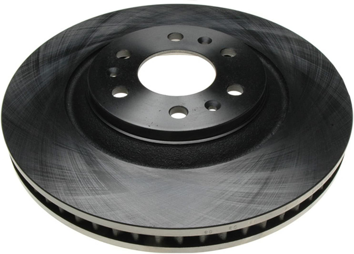 Limited time sale ACDelco Silver shop 18A1754A Front Brake Rotor Disc