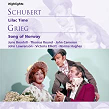 Lilac Time (highlights) (Play with songs in three acts · German book & lyrics by A. M. Willner & Heinz Reichert · English adaptation & lyrics by Adrian Ross · Schubert's music selected & arranged by Heinrich Berté & G. H. Clutsam) (2005 Rem