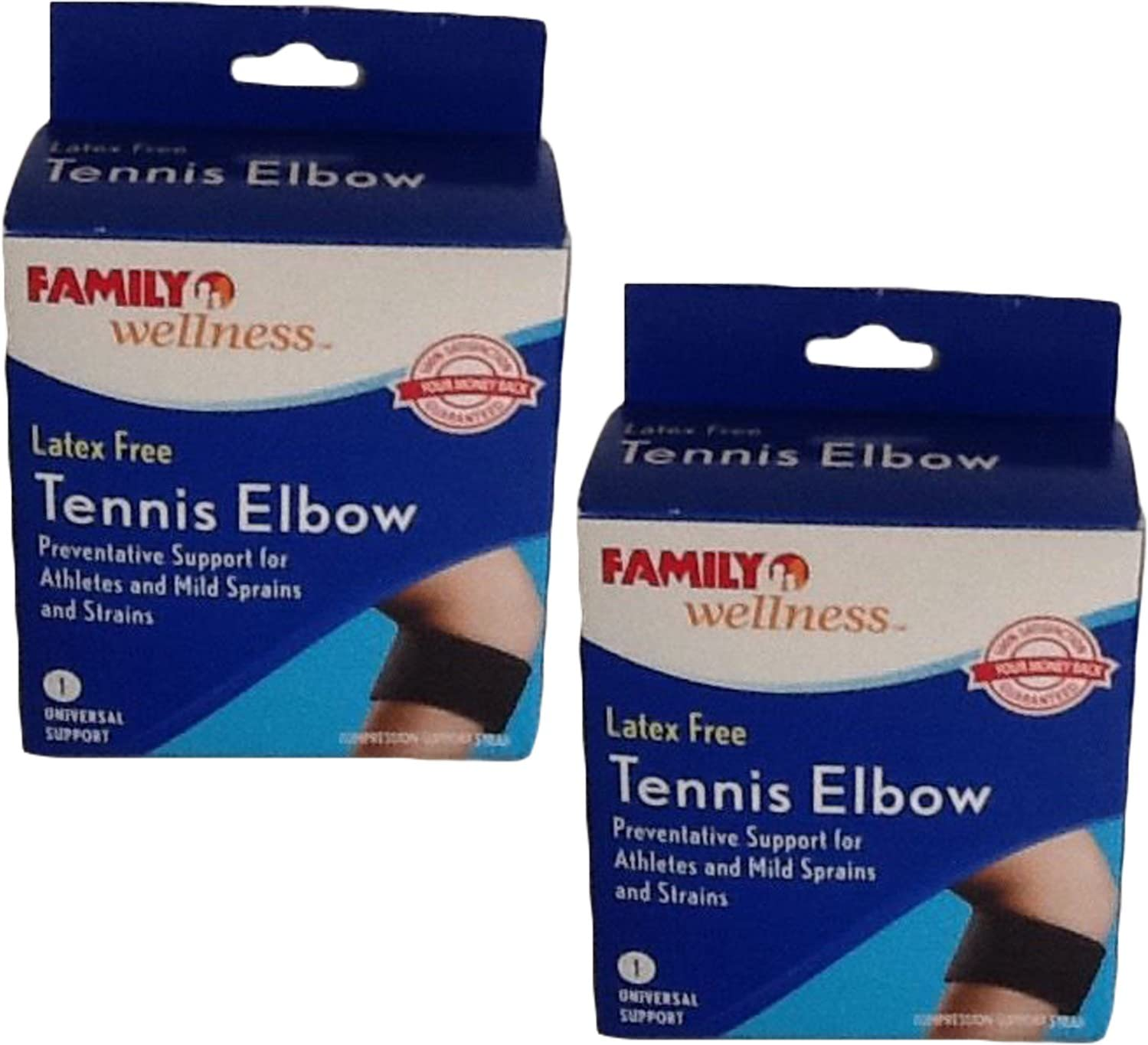 Topics on TV Family Wellness Latex Free Tennis Ultra-Cheap Deals Great Support Elbow for Brace