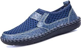 Men Shoes Spring Men Casual Shoes Air Mesh Slip Onmen'S Loafers Brand Fashion Comfort Flats Male Shoes Adult Plus Size 46