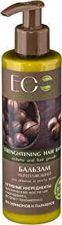 EO Laboratorie Organic Strengthening Hair Balm Volume And Hair Growth With Macadamia Oil - SILICONES & PARABENS FREE