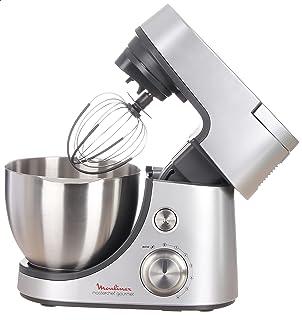 Moulinex QA503DB1 Kitchen Machine Masterchef Gourmet, Silver