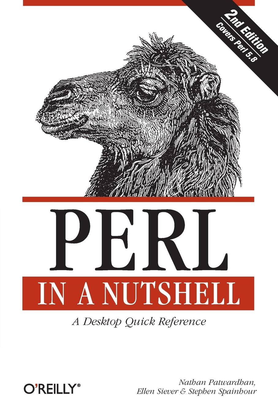 Perl in A Nutshell: A Desktop Quick Reference (2nd Edition)
