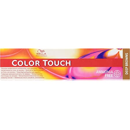 Wella Tinte Color Touch Deep Browns 6/7-60 ml