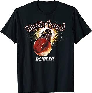 Best motorhead bomber t shirt Reviews
