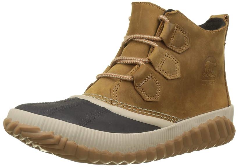 経済的お茶呼吸[ソレル] Out N About Plus Winter Boots?–?Women 's 8 B(M) US ブラウン