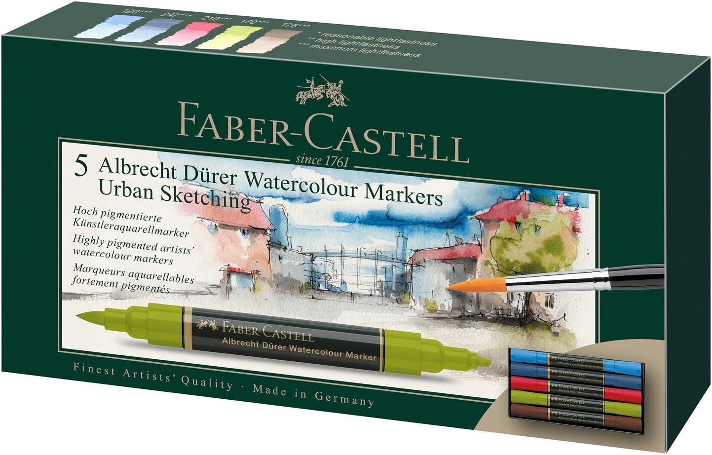 Faber-Castell New popularity Albrecht OFFicial site Dürer 160308 Watercolour D with Marker