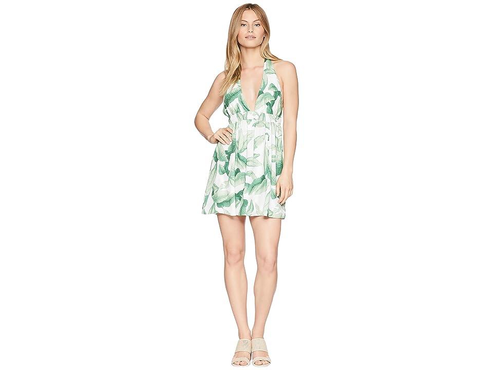 Show Me Your Mumu Island Mini Dress (Palmtini) Women