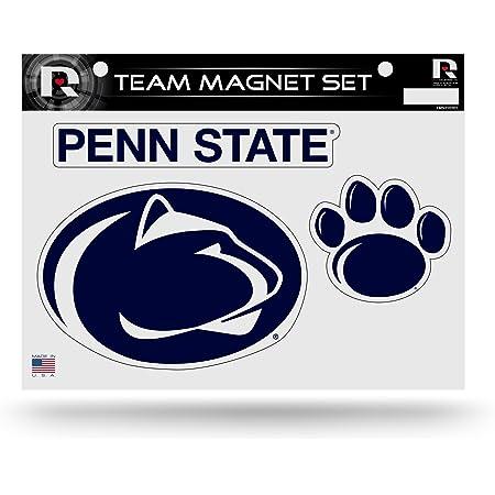 Rico Industries NCAA Missouri Tigers Die Cut Team Magnet Set Sheet