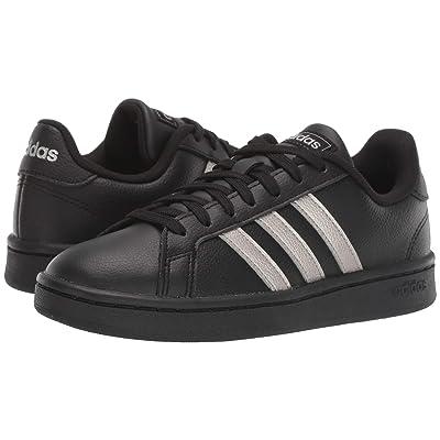 adidas Grand Court (Core Black/Metallic/Core Black) Women