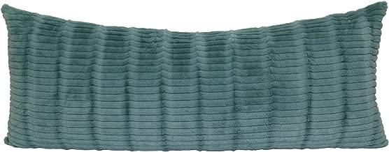 Brentwood Originals Cut Fur Pillow, 20x48, Mineral