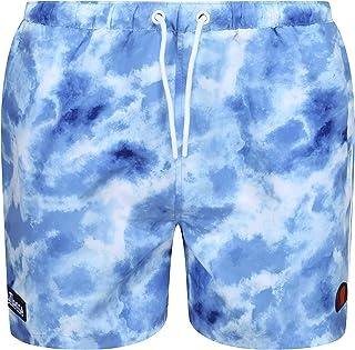 ellesse Swim Shorts Tie Dye Blue XL
