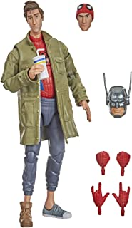 Boneco Marvel Legends Series Spider-Man: Into The Spider-Verse Figura Peter B. Parker - F0256 - Hasbro