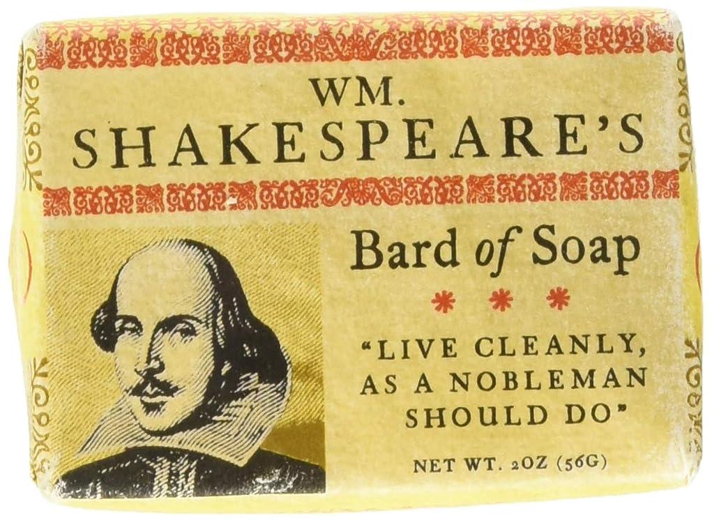 ドア付添人りWilliam Shakespeare Bath Soap