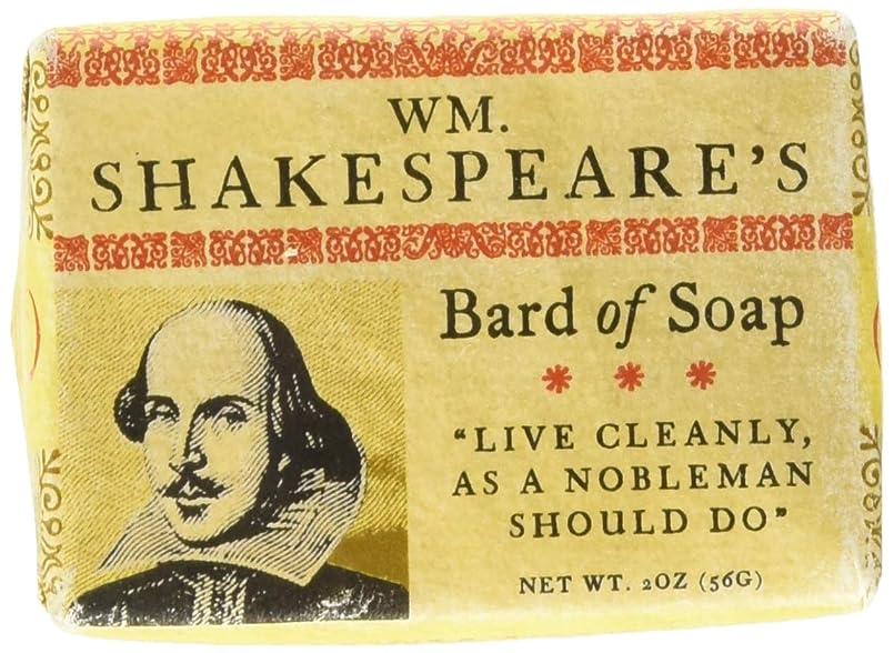 スタッフスリッパナラーバーWilliam Shakespeare Bath Soap