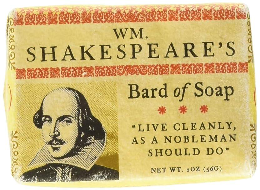 全体鷹五十William Shakespeare Bath Soap