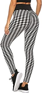 Best yoga pants black and white Reviews