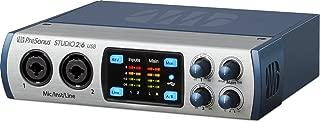 PreSonus Audio Interface, 2 Mic Pres - 4 Line Outs (Studio 26)