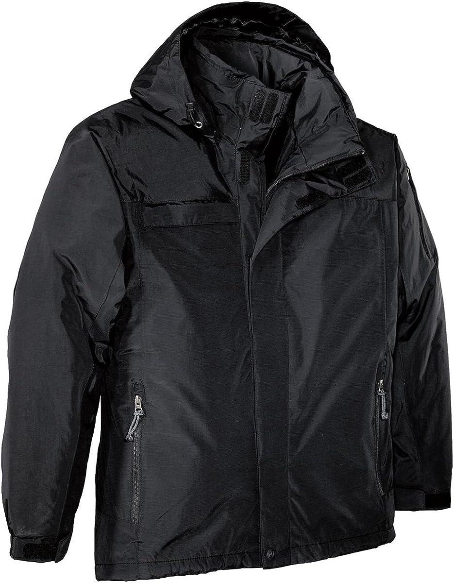 Port Authority Men's Big and Tall Waterproof Jacket