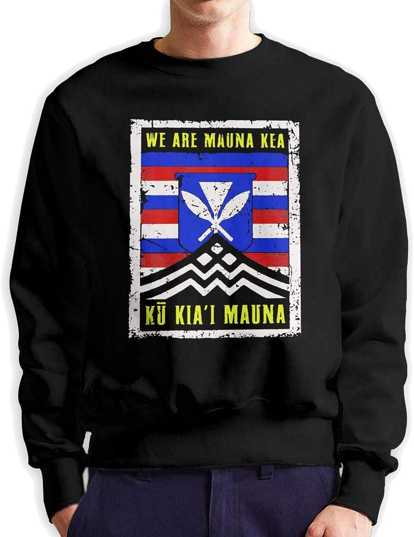 Max 61% OFF Max 81% OFF We are Mauna Kea Ku Crewneck Flag Vintage Kia'I Hawaiian