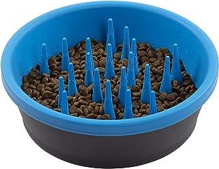 وعاء ديكساس لتناول الطعام البطيء للكلاب من أجل هضم صحي والأسنان واللثة 6 cups PW301-432-2194