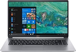 Acer Swift 5 Thin& Lightweight Laptop 15.6inch FHD IPS Touchscreen, Intel Quad-Core i5-8265U, 8GB DDR4 Memory, 256GB SSD, Intel UHD Graphics, Backlit Keyboard, Win10 Home, Only 2.20lbs (Renewed)