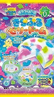 カラフルピース きらぷるゼリードーム 6個入 食玩・知育菓子