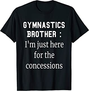 gymnastics brother shirt