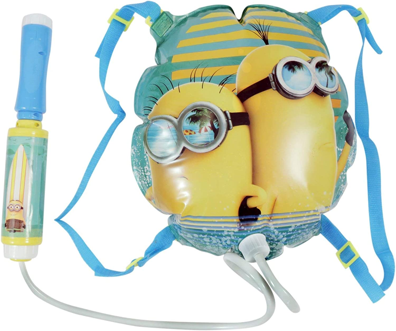 DESPICABLE ME Water Blaster Backpack by What Kids Want by What Kids Want