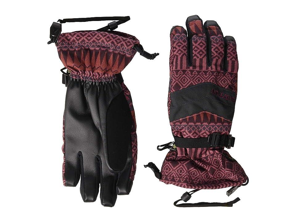 Burton Prospect Gloves (Port Royal Freya Weave) Snowboard Gloves
