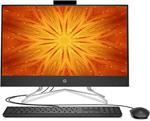 HP All-in-One - 24-dd0201in (AMD Ryzen 3-3250U/8GB/256GB SSD + 1TB HDD/Win 10/MS Office 2019/24 inch Screen)