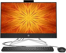HP All-in-One 24-df0215in 23.8-Inch (60.4 cm) FHD with Alexa Built-in (AMD Ryzen 3-3250U/8GB/256GB SSD + 1TB HDD/Win 10/MS...