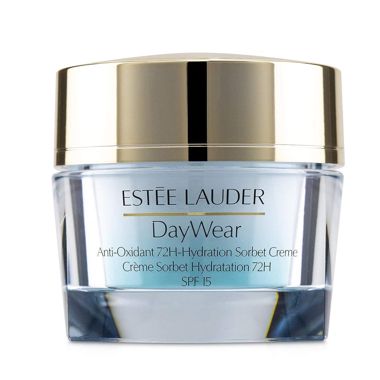 威信馬鹿味付けエスティ ローダー DayWear Anti-Oxidant 72H-Hydration Sorbet Creme SPF 15 - Normal/Combination Skin 50ml/1.7oz並行輸入品