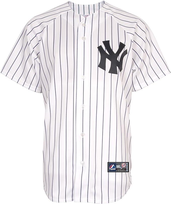 Camisa MLB Majestic: New York Yankees WH