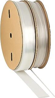 Krymprör 4:1 genomskinlig med lim Välj mellan dif diameter och längd av ISOLATECH (här 20mm 1m)