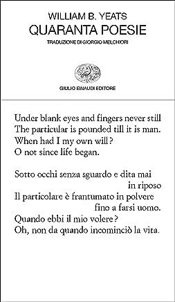 Quaranta poesie (Collezione di poesia Vol. 15)