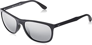 Ray-Ban Men's RB4291F Square Asian Fit Sunglasses